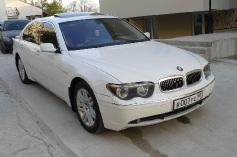 BMW 760, 2003 г. в городе СОЧИ