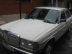 Mercedes-Benz E 230, 1984 г. в городе КРАСНОДАР