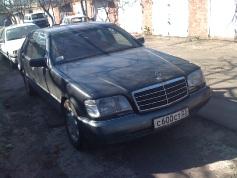 Mercedes-Benz S 320, 1992 г. в городе КРАСНОДАР