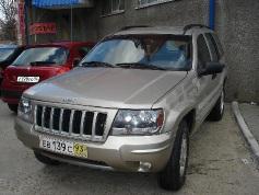 Jeep Grand Cherokee, 2011 г. в городе КРАСНОДАР
