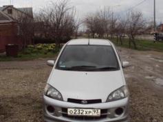 Daihatsu YRV, 2001 г. в городе Тимашевский район