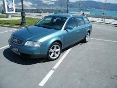 Audi A6, 1998 г. в городе НОВОРОССИЙСК