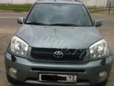 Toyota RAV 4, 2004 г. в городе КРАСНОДАР