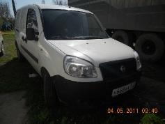 Fiat Doblo, 2006 г. в городе АНАПА