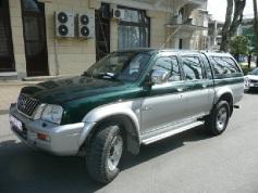 Mitsubishi L 200, 2001 г. в городе СОЧИ