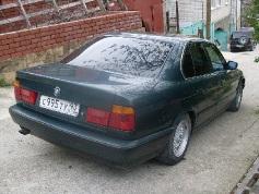 BMW 525, 1991 г. в городе НОВОРОССИЙСК