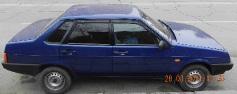 ВАЗ 21093i, 2004 г. в городе КРАСНОДАР