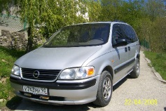 Opel Sintra, 1997 г. в городе СОЧИ