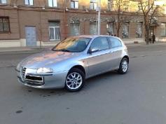 Alfa Romeo 147, 2011 г. в городе КРАСНОДАР