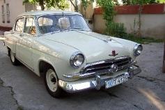 ГАЗ 21, 1958 г. в городе ДРУГИЕ РЕГИОНЫ
