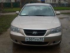 Hyundai NF, 2005 г. в городе КРАСНОДАР