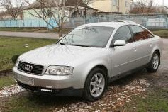 Audi A6, 2002 г. в городе Каневский район
