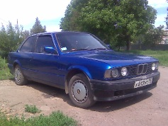 BMW 318, 1985 г. в городе КРАСНОДАР