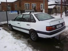 Volkswagen Passat, 1989 г. в городе КРАСНОДАР