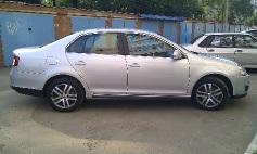 Volkswagen Jetta, 2009 г. в городе КРАСНОДАР