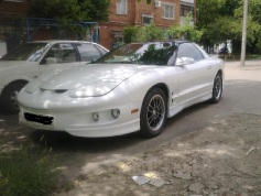 Pontiac Firebird, 1998 г. в городе КРАСНОДАР
