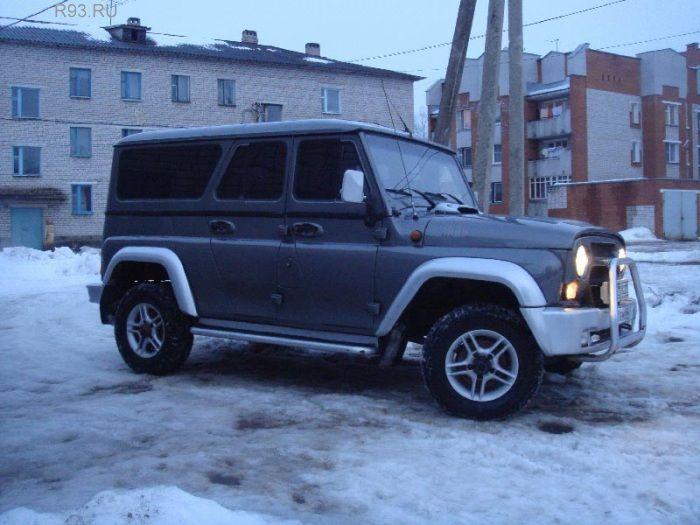 Продам подержанный УАЗ 3159, 2001 год/выпуска, цена 8 500 $ ZD46