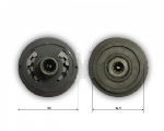 Bosch Rexroth A10VG28 Шестерённый насос F01 T9d82