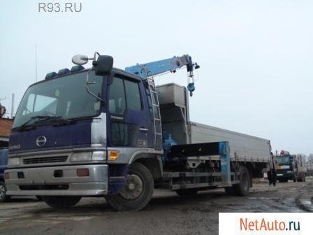 продажа грузовиков с манипулятором