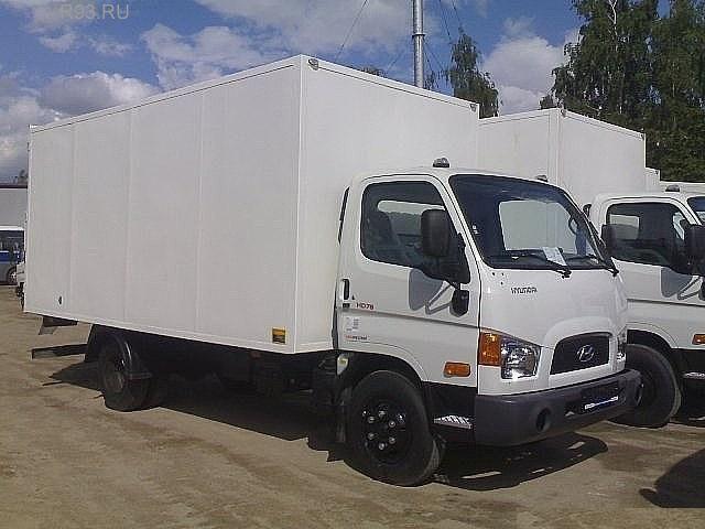 Продажа грузовых автомобилей hyundai