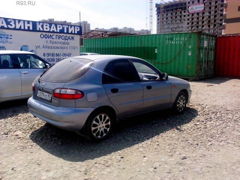 Заз chance (шанс) с пробегом, краснодар, 2010 г, цена 215000 руб, заз шанс, седан, белый, бензиновый двигатель
