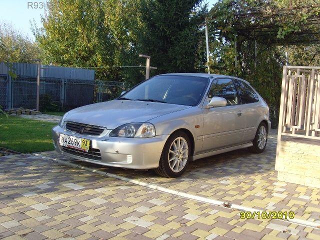 Фото хонда цивик 2000