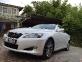 Lexus IS 250 c в идеальном состоянии