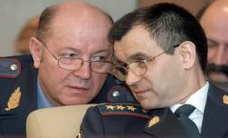 17 генералов МВД лишились своих постов
