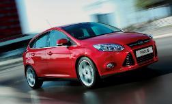 Презентация нового Ford Focus 3 в Краснодаре