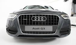 Яркий дебют: в России представили новый Audi Q3