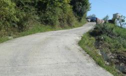 В Хостинском районе Сочи автомобиль сорвался с 200-метрового склона