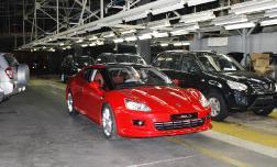 Российский спорткар «Аквелла» за $12500