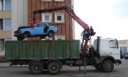 Утилизационный сбор на автомобили