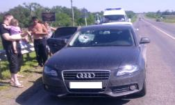 Кирпич, выпавший из КамАЗа, убил девушку