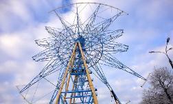 В Лазаревском откроется самое большое колесо обозрения в России