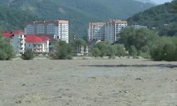 Стихия в Лазаревском