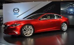 Новая «Mazda6»