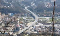 Во время инвестиционного форума в Сочи транспорт направят по новым дорогам