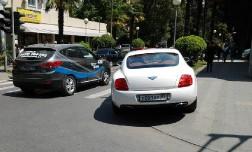 Краснодарский край вошел в тройку лидеров по числу Bentley