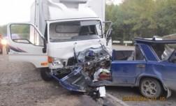 Хроника ДТП в крае за 25 сентября 2012 года