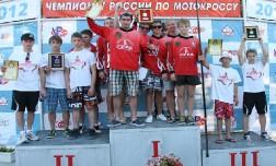 В Туапсе завершился финальный этап Чемпионата России по мотокроссу