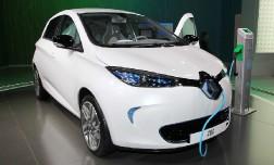 Электрокар Renault Zoe занял первое место на эко-марафоне