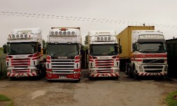 Наспиртуемся вместе со шведской Scania