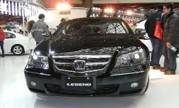 Honda Legend – мне ночью видно все