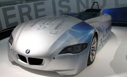 H2R - «водородная бомба» от BMW