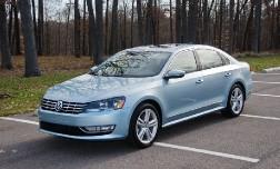 Volkswagen Passat - строго по полной