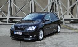 Японцы принесли в жертву экологии Corolla-T