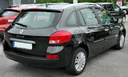 Renault Clio - муза в раздумьях