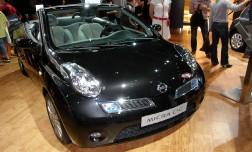 Nissan Micra Cabrio - солнца и зрелищ