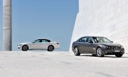 BMW 7 серии - широко открытые глаза